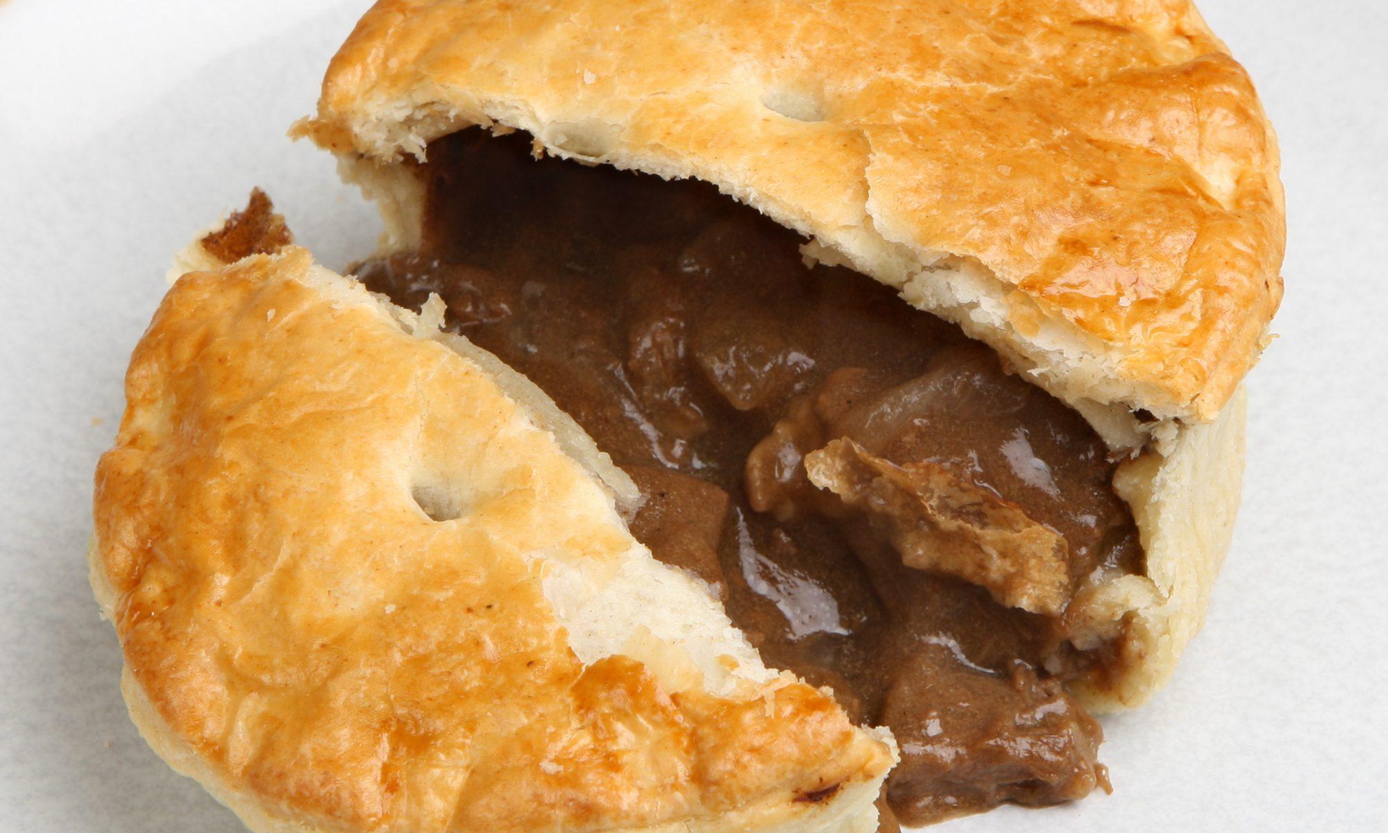 National Pie Week - Steak Pie Recipe