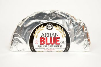 ARRAN BLUE CHEESE WEDGE