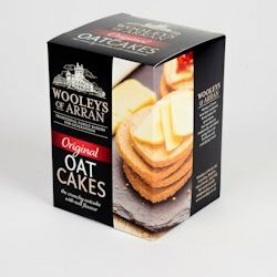 BOX OF ARRAN OAT CAKES