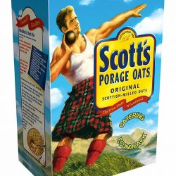 Scott's Porridge Oats 3kg box