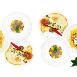 MEXICAN COOK SCHOOL @ HOME FOOD SPREAD