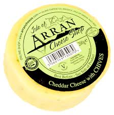 Arran Cheese with Chives 200g