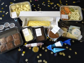 NEW YEAR IN A BOX