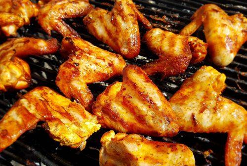 chicken wings bbq