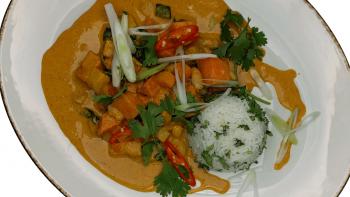 Pheasant Curry
