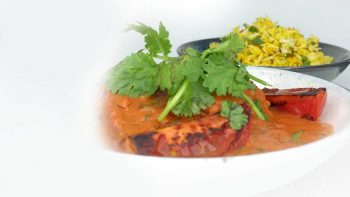 indian butter curry